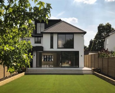 Extension - Bromley